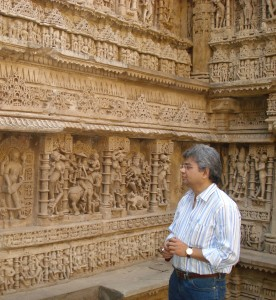Raanki wav of Patan, the historical of Gujarat.