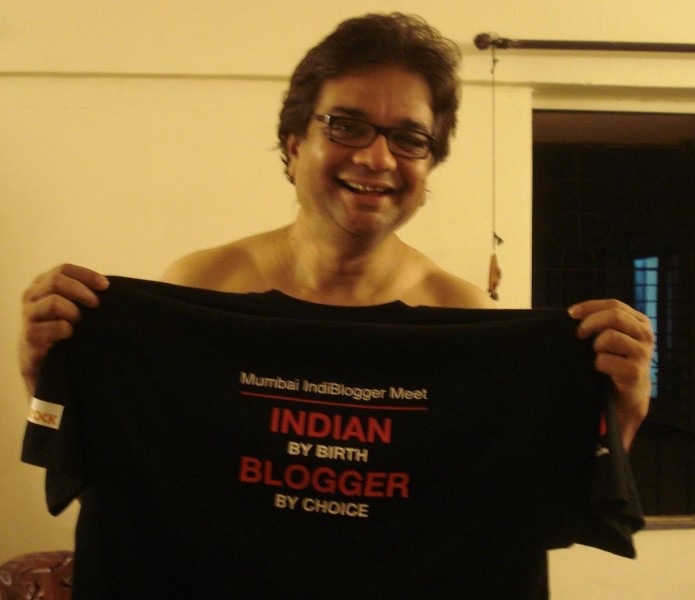Indiblogger's Five Star Meet In Mumbai